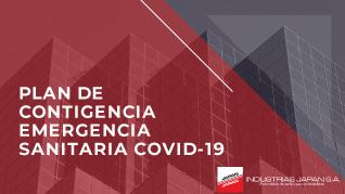 INDUSTRIAS JAPAN S.A.   Plan de contigencia emergencia sanitaria COVID-19